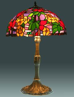 "Tiffany Lamps certainly belong in the category of ""Art"" as they are magnificent."
