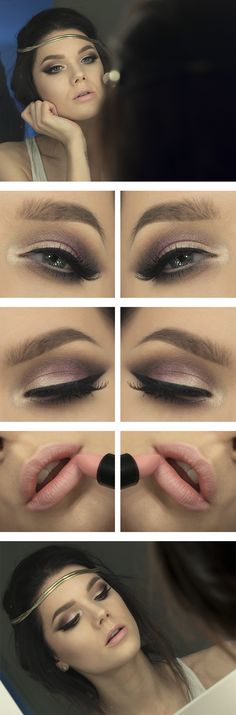 Love the Purple #makeup #beautiful #DIY #tips #cosmetics