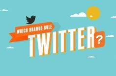Which Brands Rule Twitter? [INFOGRAPHIC] - AllTwitter