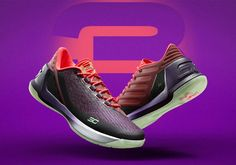 Under Armour Curry 3 Low - Full Circle