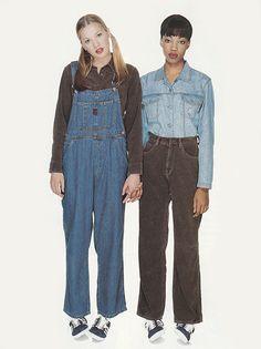September 1995. 'So over it.' ~ Gasoline apparel