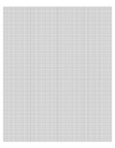 Graph paper is known to be a type of writing paper that has a grid printed on it. First commercially available at the end of the century, the graph paper was only introduced in schools 100 years later by a mathematician at the University of Chicago. Graph Paper Notebook, Printable Graph Paper, Writing Paper, Bullet Journal Inspiration, Grid, Cross Stitch, Paper Templates, Printables, Quilts