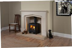 The Worcester MarbleBlenheimFireplace in Bateig Diamante stone is a classic design and suitable for either an inset 16″ gas or electric fire. Equally with the removal of the back panel it can be fitted with a wood burning or multi-fuel stove. The fireplace comes as standard at 60″ wide, but can be made a bespoke… Read More »