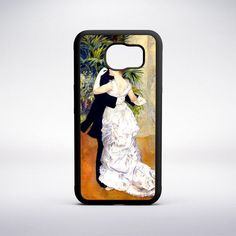 Pierre-Auguste Renoir - Dance In The City Phone Case