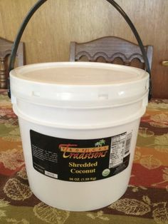 Giveaway — Tropical Traditions Organic Shredded Coconut (5/7)