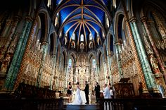 cathedral wedding-what an experience that would be