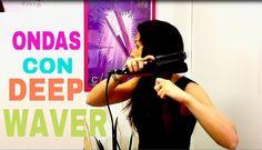 Ondas con deep waver - Waves with deep waver / Estilo y Belleza Ana Castel