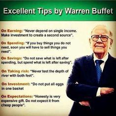 Financial planning from Warren Buffet! Financial planning from Warren Buffet! Financial Tips, Financial Literacy, Financial Planning, Financial Peace, Financial Quotes, Business Quotes, Business Tips, Finance Business, Successful Business
