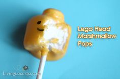 lego cake pops - Google Search