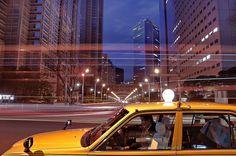 Shinjuku Taxi