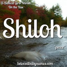 Beloved Baby Names: Biblical Girls Names On The Rise