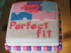 adoption cake - Google Search