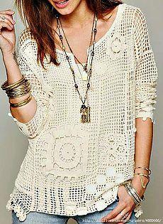 Crochet Summer Knitting Models, # crochetwraps # summerblackgodmodels # summerblackwinter models, we have prepared a very nice gallery. Beautiful knitting pattern consisting of summer knitting patterns. Cardigan Au Crochet, Crochet Bolero, Beau Crochet, Pull Crochet, Gilet Crochet, Mode Crochet, Crochet Gratis, Freeform Crochet, Crochet Cardigan