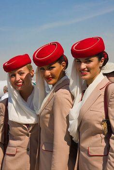 Cabin crew Emirates