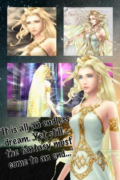 Final Fantasy wallpapers~ Cosmos by Emeraldfire131 on deviantART