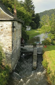 Semois River - Belgium