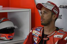 """MotoGP – Andrea Dovizioso: """"Ainda não melhoramos o suficiente"""""""