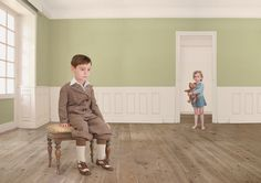 """""""The Green Room"""" by Loretta Lux, 2005"""
