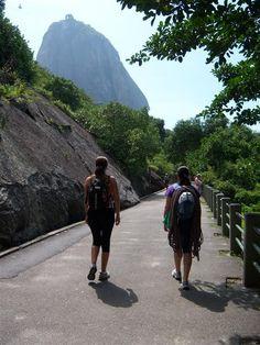Pista Cláudio Coutinho - Urca, Rio de Janeiro.