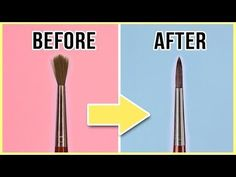 15 Arts & Crafts Hacks You'd Wish You'd Known Sooner! - YouTube