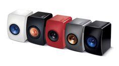 KEF LS50 Mini Monitor - BestProducts.com