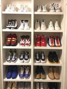 Neat Method, Shoes, Shoe Organization, Sneaker Organization, Shoe Shelving,  Shoe Storage
