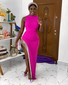 African Fashion Ankara, African Dress, Wedding Dress Drawings, Bling Dress, Dress Outfits, Fashion Outfits, Diy Fashion, Winter Fashion, African Wedding Attire