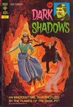 Dark Shadows #13 - Hellfire Pt. 1 & Pt. 2 (Issue)