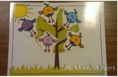 Teaching Subtraction to the Common Core in Kindergarten!