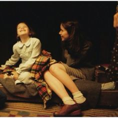 Narnia behind the scenes