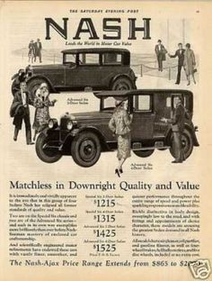 Vintage Car Advertisements of the 1920s (Page 4)