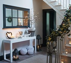 The White Company Christmas - pretty much want everything in this picture!