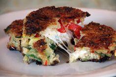 Easy Eats and Tasty Treats has moved to Saramay's Specialties: Cheesy Veggie Quinoa Cakes