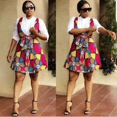 2018 Ankara Short Gowns : 50 Latest Gown Styles for Classy Ladies Ankara Short Gown Dresses, Latest Ankara Short Gown, Ankara Short Gown Styles, Short African Dresses, Trendy Ankara Styles, Short Gowns, Latest African Fashion Dresses, African Print Dresses, African Print Fashion