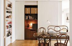 San Sebastian Apartment by Andrée Putman | http://www.yellowtrace.com.au/andree-putman-san-sebastian-apartment/