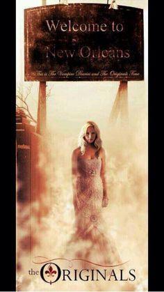 Caroline on The Originals...it WILL happen!