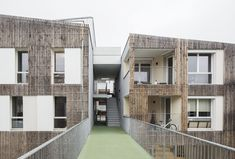 Gallery of Nanterre Co-Housing / MaO architectes + Tectône - 3