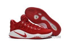 http://www.nikeunion.com/nike-hyperdunk-2016-low-red-white-new-style.html NIKE HYPERDUNK 2016 LOW RED WHITE NEW STYLE : $68.04