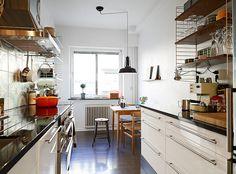 Kitchen scandinave