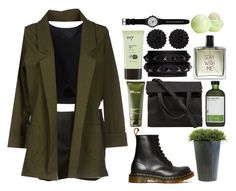 """miltary"" by michelledhrm ❤ liked on Polyvore"
