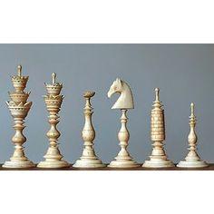 Selenus Chess Set - Carvings That Inspire