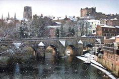 Christmas 2015 - Durham, England