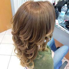 #hair #wave #longhair #copper Copper, Waves, Long Hair Styles, Beauty, Fantasy, Long Hair Hairdos, Brass, Long Haircuts, Long Hair Cuts
