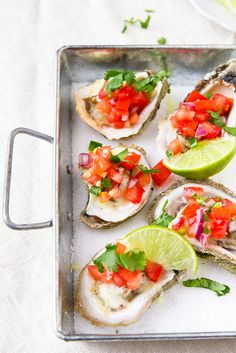 Grilled Oysters by foodiebride, via Flickr