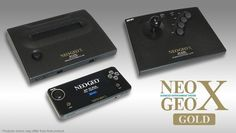 Neo Geo X- One of the most underrated systems of its day. Glad I owned a neo geo pocket color. I still have it somewhere in my room Lets Play A Game, I Love Games, More Games, Neo Geo, History Of Video Games, Gamer's Guide, Portable Console, Retro Arcade Games, Arcade Stick