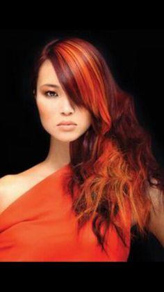 Hair Colour ❤
