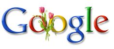 Mother's Day 2006 Google Doodle