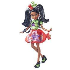 Disney Descendants Neon Lights Freddie Isle of the Lost, Multicolor Disney Descendants Dolls, Descendants Wicked World, Disney Dolls, Cute Disney, Disney Style, Isle Of The Lost, Neon Outfits, Decendants, Ball Lights