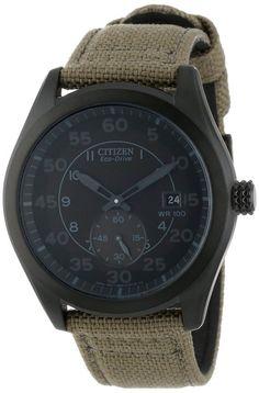 BV1085-31E Men's Strap Citizen Watch