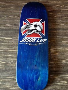Blind Jason Lee. never seen this board before, I think now im a dope head